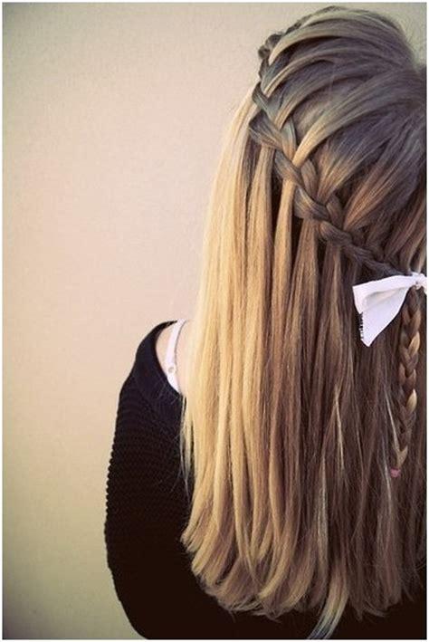 diy braided hairstyles straight long hair popular haircuts