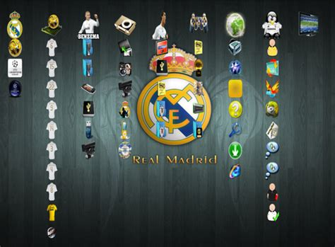 themes real madrid th 232 me real madrid football sport jvl