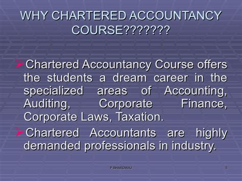 Mba In Accounting And Taxation In India by Steps To Ca Career Ca Cpt