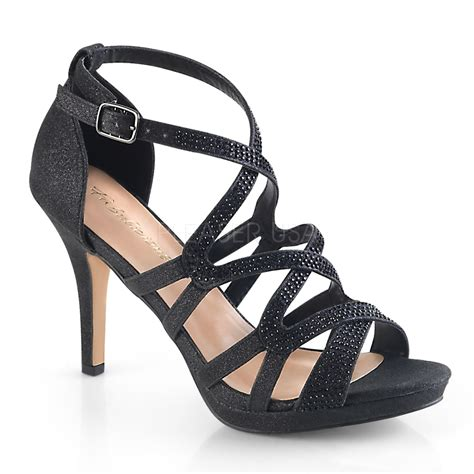 Heels 10cm bis 10cm absatz sandaletten odretto highheels