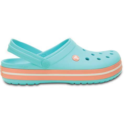 shoes like crocs comfort crocs crocband shoe pool melon all the comfort of a