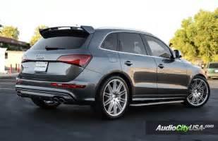 audi sq5 custom wheels blaque bd 2 22x9 0 et