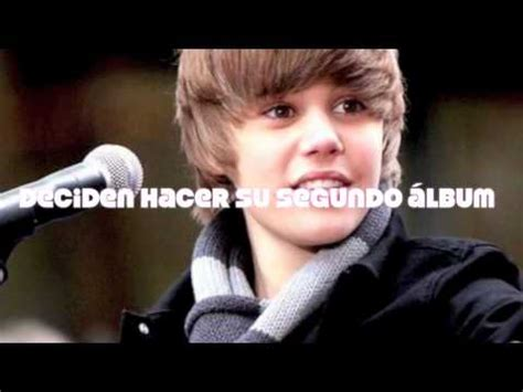 justin bieber biography spanish justin bieber biography in spanish youtube