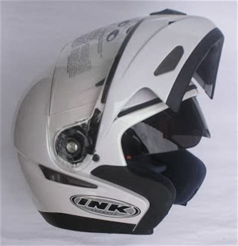 Kaca Helm Visor Original Ink Centro king of helm