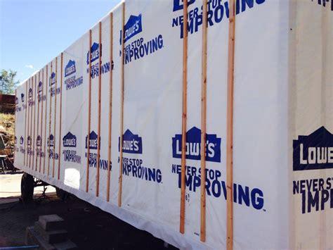 exterior wall thickness exterior big tiny house