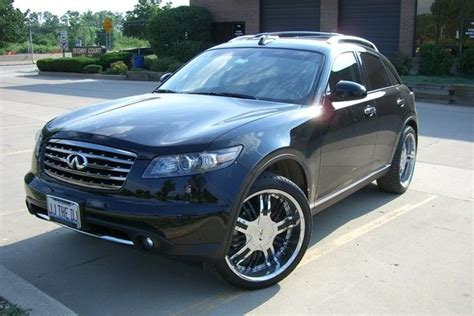 jjmac1313 2006 infiniti fx specs photos modification info at cardomain