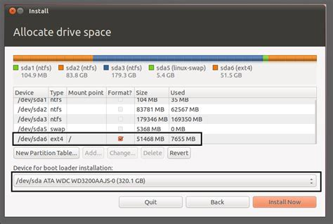 format hard disk on boot dual boot will ubuntu format my external hard drive