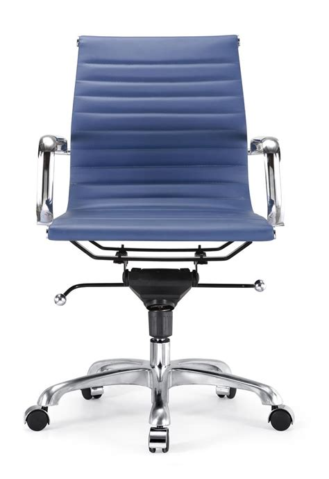 Desk Chair Modern Lider Office Chair With Ergonomic Back And Classic Design Free Shipping 184