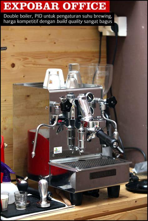 Mesin Kopi Merk Gino mesin espresso untuk warung kopi 2 cikopi