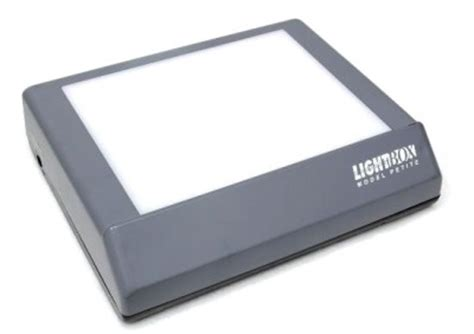 slide viewer light box lightbox 4 quot x5 quot light box slide negative viewer