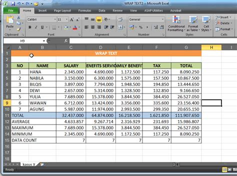 format text en excel format cell wrap text in microsoft excel 2010 kasusx