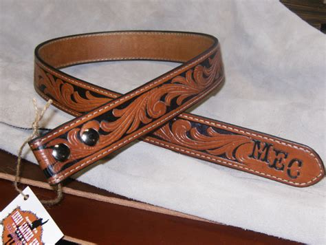 Ranger Belts Handmade - shop for leather ranger belts golf concho belts embossed