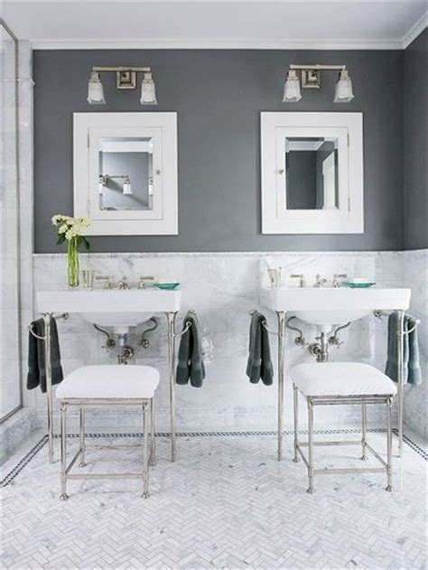 charcoal gray bathroom charcoal gray and white create a modern bathroom color