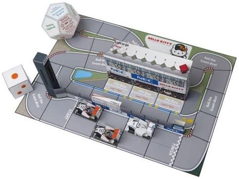 Papercraft Dice - 237 best images about printables car racing buildings