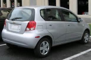 chevrolet aveo 2007 hatchback