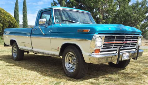 1969 Ford Ranger F 250 Pickup