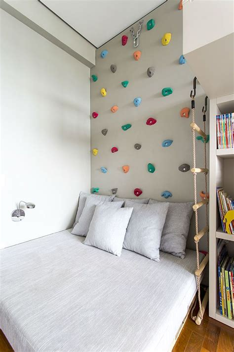 climbing wall in bedroom 24 best diy ideasat home for rock climbing wall for toddler