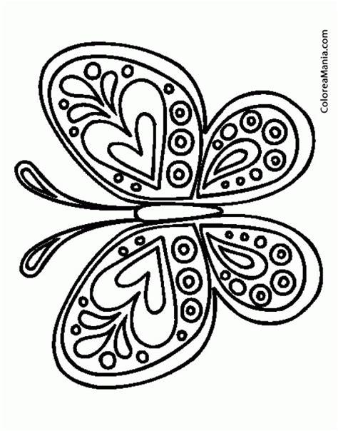 imagenes de mandalas mariposas colorear mandala mariposa mandalas dibujo para colorear