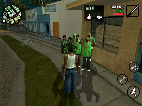 gta san andreas android gta san andreas apk datos sd android mega identi