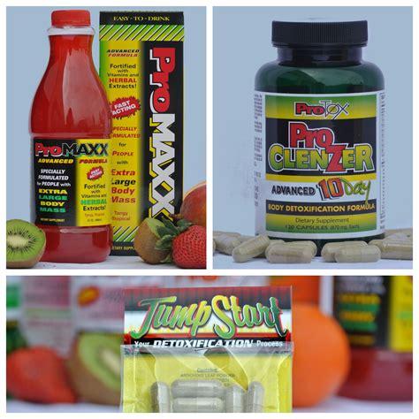 Protox Detox Pills by Detox Kit Promaxx Protox Detox