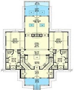 Floor Plans For Master Bedroom Suites 44 Best Images About Dual Master Suites House Plans On