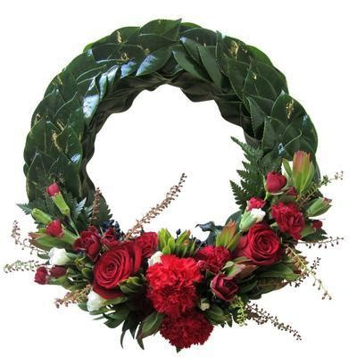 anzac day wreaths anzac floral wreaths auckland new zealand