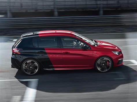 new peugeot small car new peugeot 308 gti by peugeot sport discover the