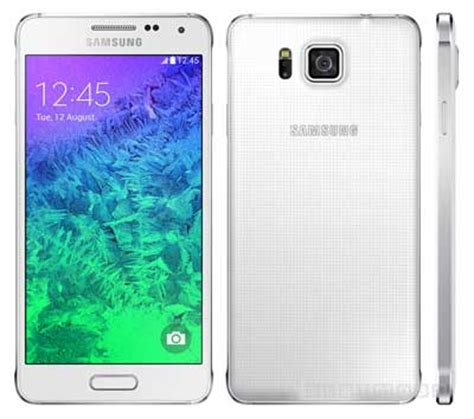 Samsung G850 Alpha samsung galaxy alpha specifications features and price