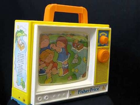 retro tv music boxes vintage box for babies fisher price television series