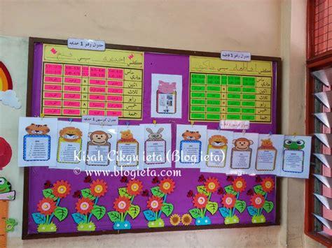 design papan mading contoh hiasan dalam kelas hiasan kelas yang menarik