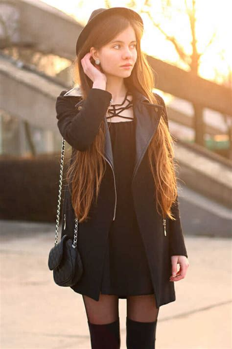 Hints On Wearing Dresses by 11 Ways To Wear Black Dresses For This Summer Cosmico
