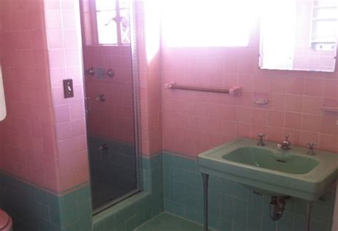 pink and green bathroom luke perry s los angeles home is up for sale homes com