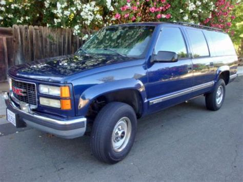 buy car manuals 1998 gmc suburban 2500 electronic throttle control gmc suburban for sale page 2 of 13 find or sell used cars trucks and suvs in usa