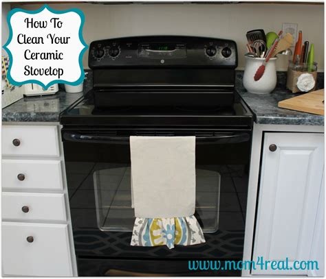 What Is A Ceramic Stove Top by How To Clean Your Ceramic Stovetop 4 Real
