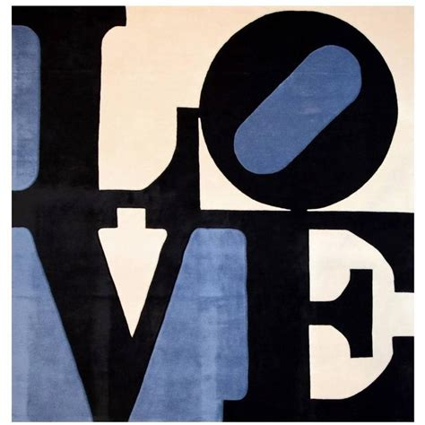 robert indiana rug large robert indiana rug limited edition for sale at 1stdibs