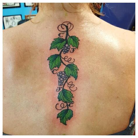 grape tattoo designs 41 grape ideas to celebrate and