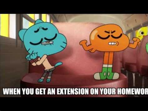 amazing world of gumball memes www pixshark com images