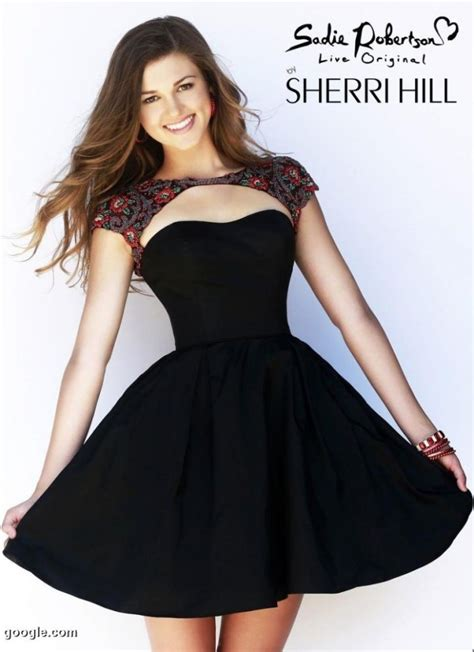 sadie robertson sherri hill duck sadie robertson after dwts success what s next for