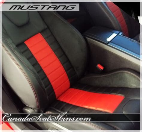 Leather Trimmed Upholstery - 2011 2014 ford mustang recaro leather upholstery
