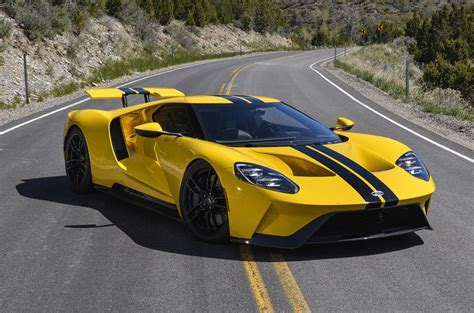 the new ford gt ford gt review 2017 autocar