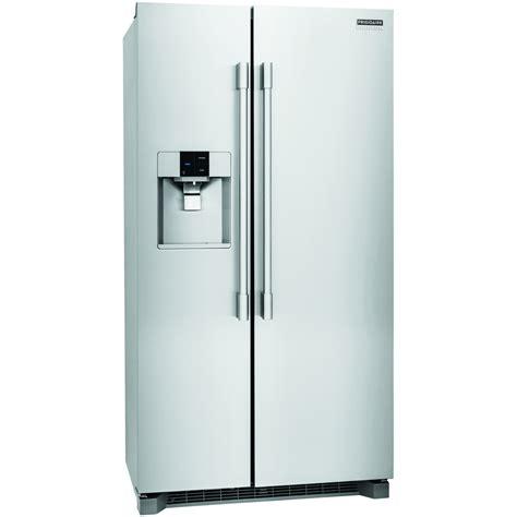 frigidaire cabinet depth refrigerator fpsc2277rf frigidaire pro 23 counter depth by