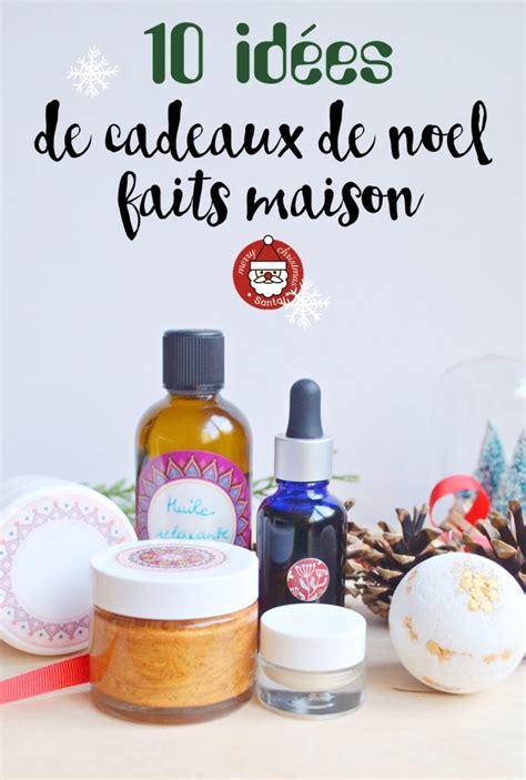 Cadeau Fait Maison by 10 Id 233 Es De Cadeaux De No 235 L Faits Maison Peppermint