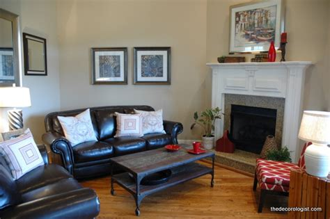 how to get a couch around a corner how to arrange furniture in a room with a corner fireplace