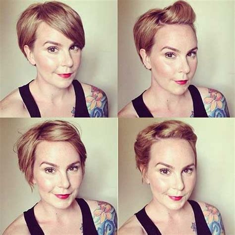 how to style a pixie cut different ways black hair 40 short haircut ideas short hairstyles 2016 2017