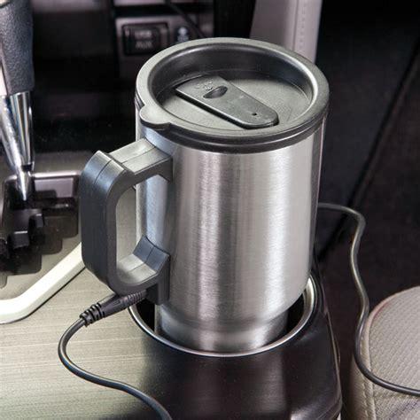 heated coffee mug heated portable coffee mug heated mug walter
