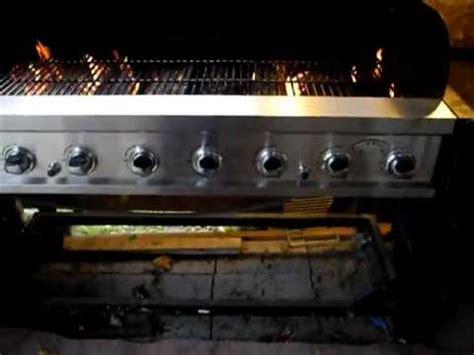 convert propane barbecue to natural gas  rebuild sonoma