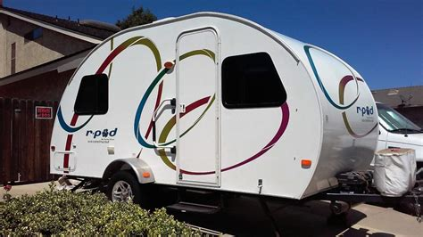 2012 forest river r pod rp 175 trailer reviews prices forest river r pod 175 rvs for sale in camarillo california
