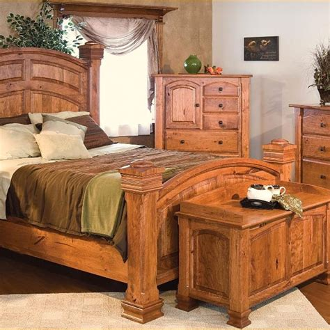 Unfinished Oak Bedroom Furniture Solid Oak Bedroom Furniture Sets