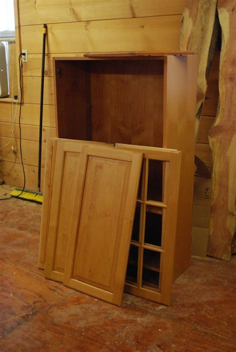 Refurbishing Kitchen Cabinet Doors Woodworking