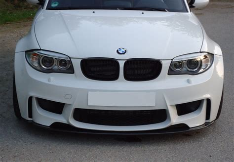 Bmw 1er F20 Carbon by Carbon Splitter For Bmw 1er M Coupe E82